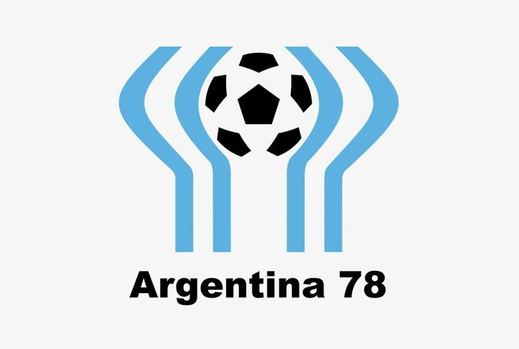 Logo of the Soccer World Cup of Argentina 1978