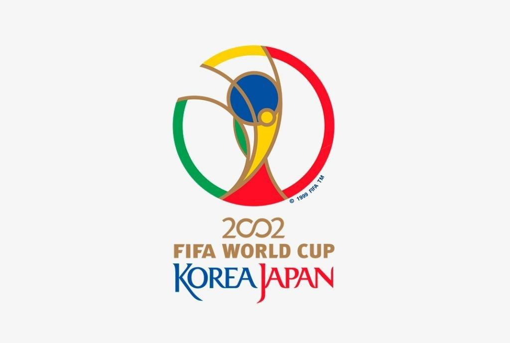 Logo of the World Cup of Korea Japan 2002