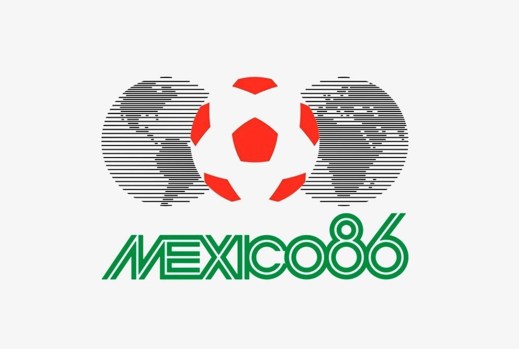 Logo of the World Cup of Mexico 1986