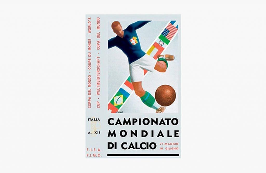 Soccer World Cup of Italy1934