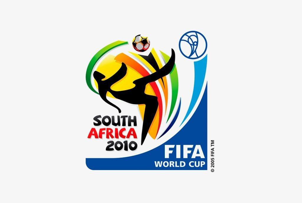 World Cup logo of South Africa 2010